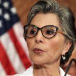 Senator Barbara Boxer of California